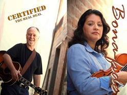 Saturday, June 2, 7pm: Bona-Fide, americana/jazz/bluegrass/blues/boogie woogie